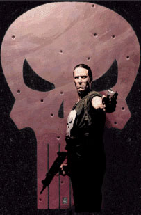 Punisher Comic